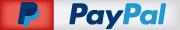 Zahlen Sie bequem mit PayPal, wir versenden nach Zahlungseingang